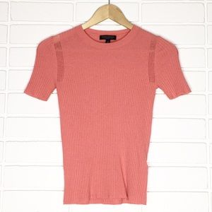 Banana Republic | Peach Merino 100% Wool Sweater